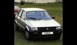 Ibiza 1.7 diesel 5 porte GL
