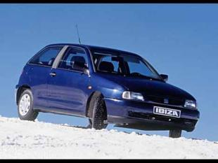 Ibiza 1.9 diesel cat 3 porte Slalom