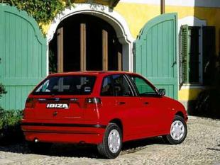 Ibiza 1.9 turbodiesel cat 5 porte GLX