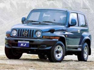 Korando 662 2.9 diesel EL