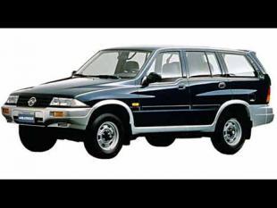 Musso 601 2.3 diesel