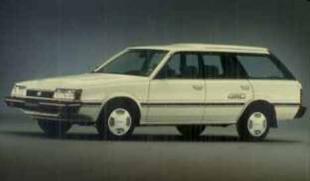 L 1.8i turbo Station Wagon 4WD GLFT aut.