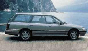Legacy 1.8i cat Touring Wagon 4WD
