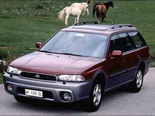Legacy 2.5i 16V cat 4WD Outback