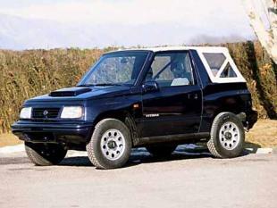 Vitara 1.6 Cabriolet aut. JLX P.Pack