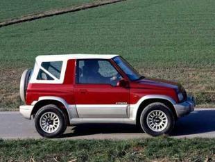 Vitara 1.6i 16V cat Cabriolet De Luxe