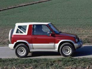 Vitara 1.6i 16V cat Cabriolet JLX P.Pack