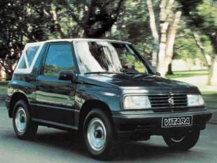Vitara 1.6i 16V cat Cabriolet JX