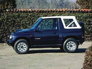 Vitara 1.9 TD Cabriolet JLX P.Pack