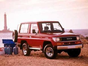 3.0 turbodiesel Wagon KZJ 70