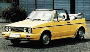 Golf Cabriolet 1600 Young