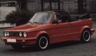 Golf Cabriolet 1800i cat Sport
