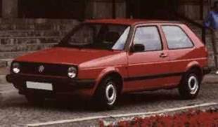 Golf 1600 diesel 3 porte