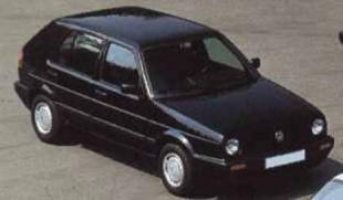 Golf 1600 diesel 5 porte CL