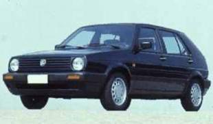 Golf 1600 diesel 5 porte GL