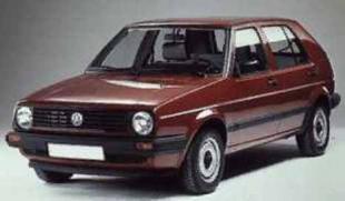Golf 1600 diesel 5 porte