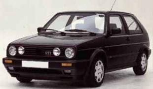 Golf 1800 16V 3 porte GTI