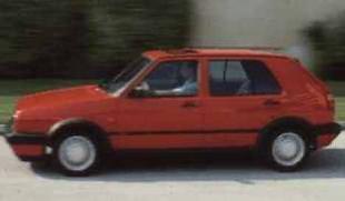 Golf 1800 16V 5 porte GTI Special