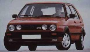 Golf 1800 5 porte GTI