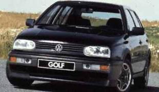 Golf 1.9 turbodiesel cat 5 porte GL