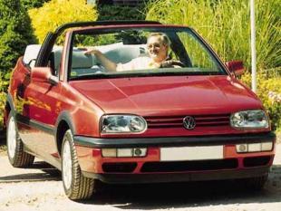 Golf Cabriolet 1.8/90 CV cat aut. Avan.