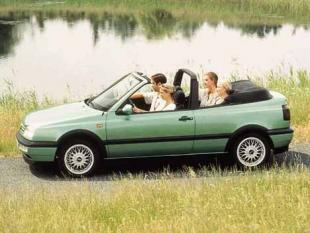Golf Cabriolet 1.8 cat (75 CV) Basic