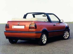 Golf Cabriolet 1.9 TDI cat Classic
