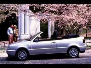 Golf Cabriolet 1.9 TDI cat Movie