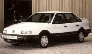 Passat 1800 16V GTi