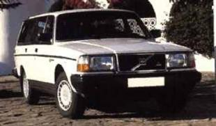 2.4 D6 diesel Station Wagon GLE