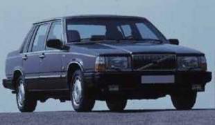 760 2.3i turbo intercooler cat aut.