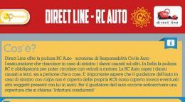 RCA Direct Line Infografica