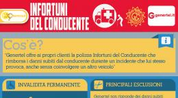 genertel infortuni conducente