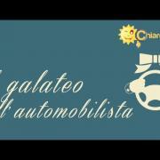 Galateo dell'automobilista - Consigli di Chiarezza.it