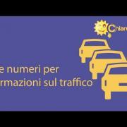 Informazioni traffico: siti e numeri utili - Consigli di Chiarezza.it