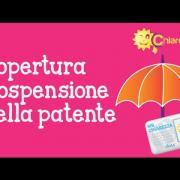 Sospensione della patente come garanzia accessoria - Guide di Chiarezza.it