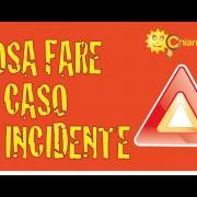 Cosa fare in caso di incidente - Guide di Chiarezza.it
