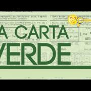 Carta verde - Guide di Chiarezza.it