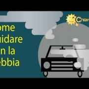 Come guidare con la nebbia - Consigli di Chiarezza.it
