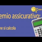 Premio assicurativo: come si calcola - Guide di Chiarezza.it
