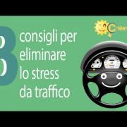 Eliminare lo stress da traffico: 3 consigli - Consigli di Chiarezza.it