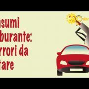 Consumi carburante: 7 errori da evitare - Consigli di Chiarezza.it