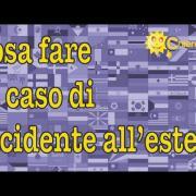 Incidente all'estero - Guide di Chiarezza.it