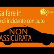 Incidente con auto non assicurata - Guide di Chiarezza.it