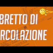 Libretto di circolazione - Guide di Chiarezza.it