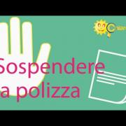 Sospensione polizza auto - Guide di Chiarezza.it