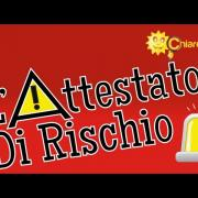 Attestato di rischio - Guide di Chiarezza.it