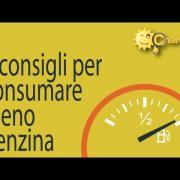 Consumare meno benzina: 7 consigli - Consigli di Chiarezza.it